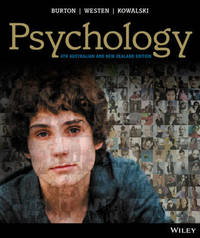 Psychology 4E Au & Nz+psychology 4E Au & NZ Istudy Version 2 with Cyberpsych Card by BURTON