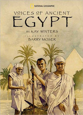 Voices of Ancient Egypt by Kay Winters image