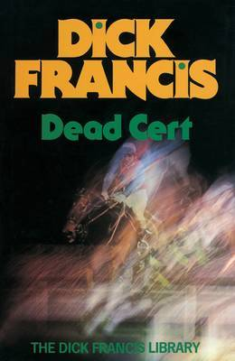 Dead Cert by Dick Francis image