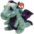 Ty Beanie Boo: Cinder Dragon - Large Plush