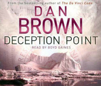 Deception Point by Dan Brown image