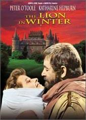 Lion In Winter on DVD