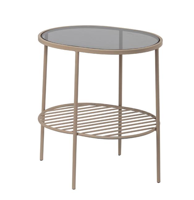Amalfi: Aili Side Table (45x35.5x50cm)