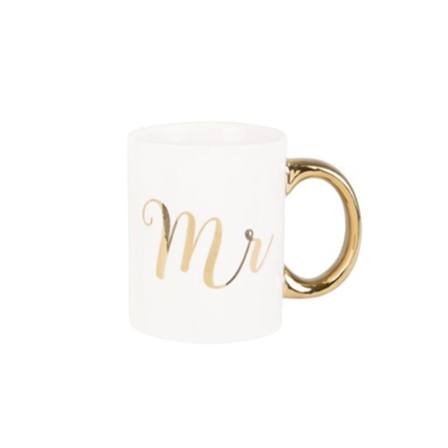 Mr Gold Mug