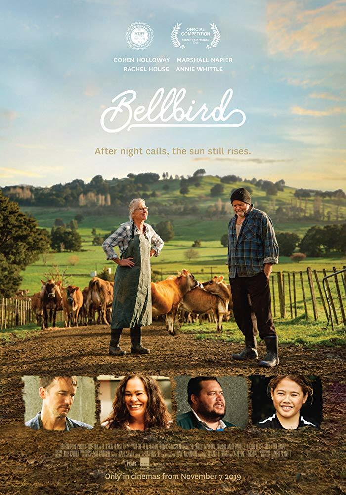 Bellbird on DVD image