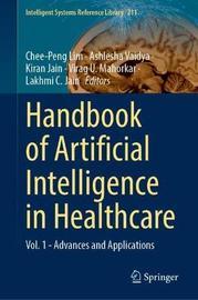Handbook of Artificial Intelligence in Healthcare