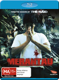 Merantau on Blu-ray