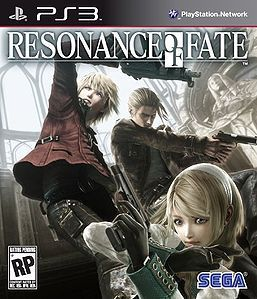 Resonance of Fate for PS3
