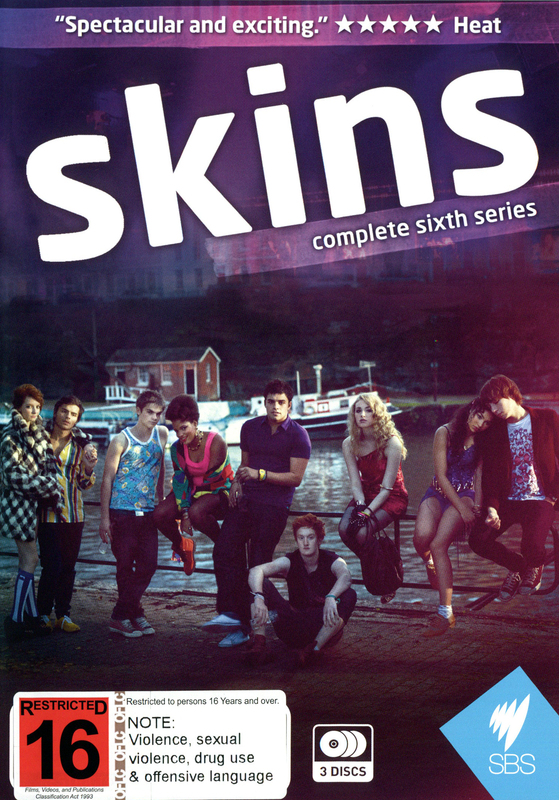 Skins Season 6 | DVD | In-Stock - Buy Now | at Mighty Ape NZ