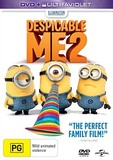 Despicable Me 2 on DVD