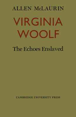 Virginia Woolf by Allen McLaurin