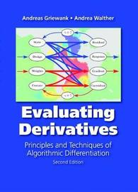 Evaluating Derivatives by Andreas Griewank image