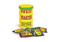 Toxic Waste Hazardously Sour Candy Drums BULK image