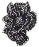 Sourpuss: Kustom Kreeps - Wolf Enamel Pin