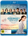 The Guernsey Literary And Potato Peel Society on Blu-ray