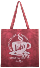 Gilmore Girls: Lukes Coffee - Canvas Tote Bag