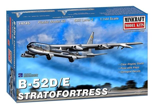 1/144 B-52 D/E SAC - Model Kit