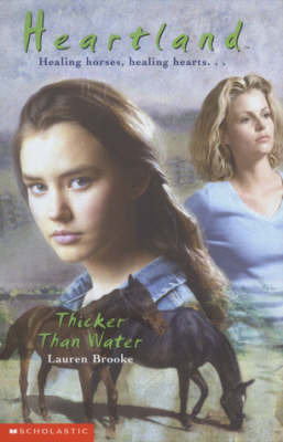 Thicker Than Water by Lauren Brooke image
