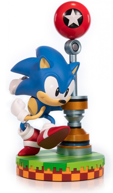 "Sonic the Hedgehog - 11"" PVC Statue"