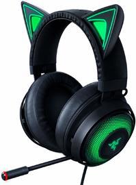 Razer Kraken Kitty Ears Chroma USB Headset (Black) for PC image