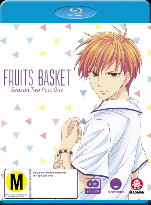 Fruits Basket - Season 2: Part 1 (Eps 26-38) on Blu-ray