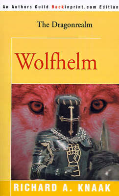 Wolfhelm by Richard A Knaak image