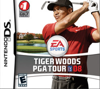 Tiger Woods PGA Tour 08 for Nintendo DS image