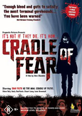 Cradle Of Fear on DVD