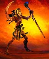 Diablo II: Unraveler Figure for PC Games
