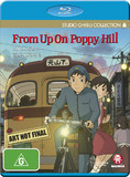 From Up On Poppy Hill on Blu-ray
