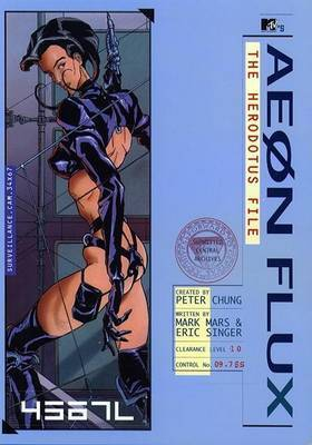 Aeon Flux: The Herodotus File by Mark Mars