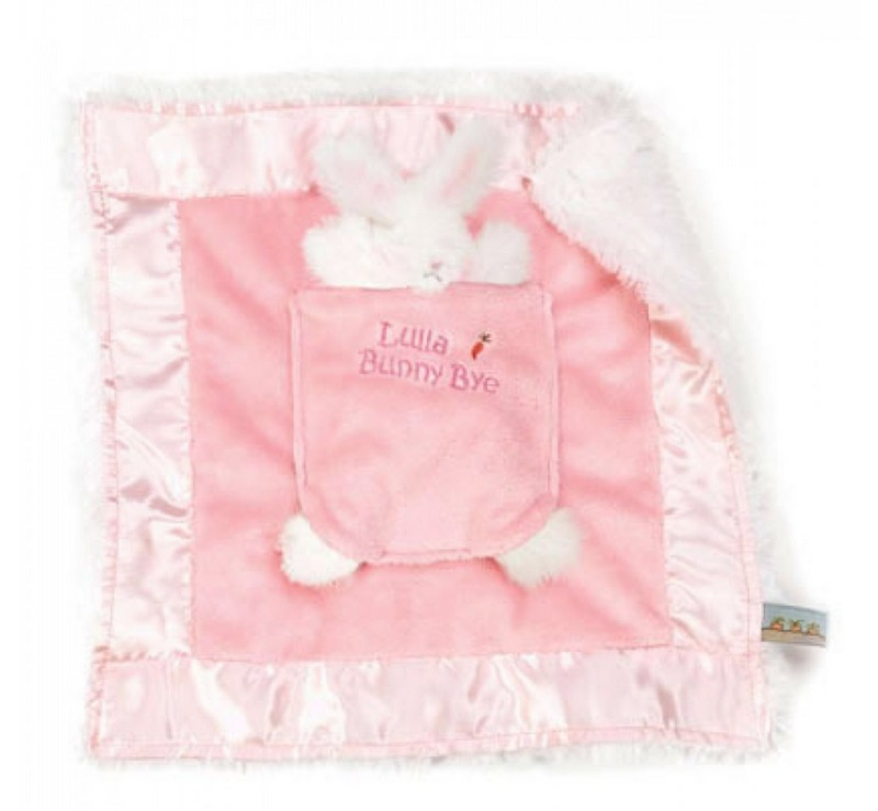 Bunnies By The Bay: Blossom Lulla Bunny Bye Blanket image