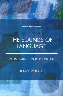 The Sounds of Language by Henry Rogers image