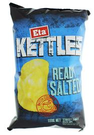 Eta Kettles Ready Salted (150g)