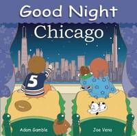 Good Night Chicago by Adam Gamble image