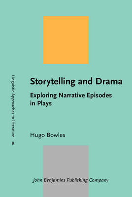 Storytelling and Drama by Hugo Bowles image