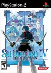 Suikoden IV for PlayStation 2