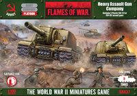 Flames of War: Heavy Assault Gun Company