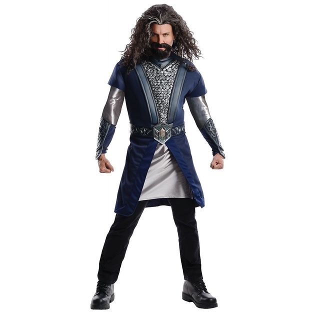 Lord of the Rings: Thorin Deluxe Costume (Size Standard)