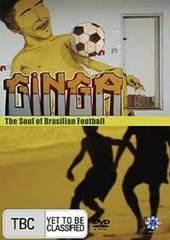 Ginga: The Soul Of Brasilian Football on DVD