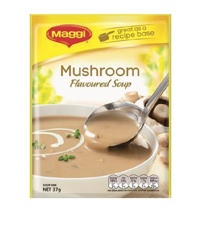 MAGGI Mushroom Soup (37g) image