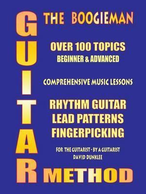 The Boogieman Guitar Method by David Dunklee