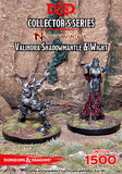 Dungeons & Dragons: Neverwinter Valindra Shadowmantle and Wight