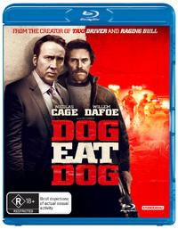 Dog Eat Dog on Blu-ray