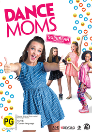 Dance Moms: Superfan Takeover on DVD