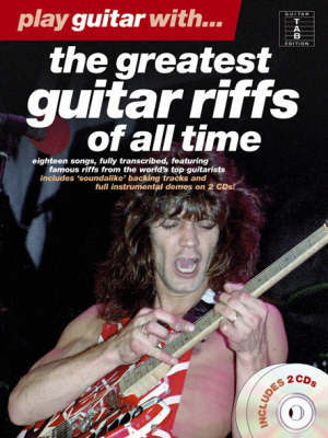 Play Guitar With... The Greatest Guitar Riffs Of All Time image