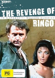 The Revenge of Ringo on DVD