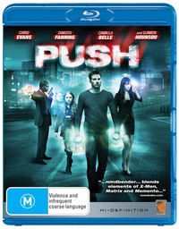 Push on Blu-ray