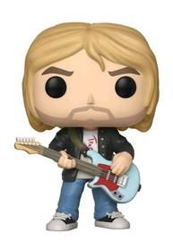 Kurt Cobain (Live&Loud Ver.) - Pop! Vinyl Figure