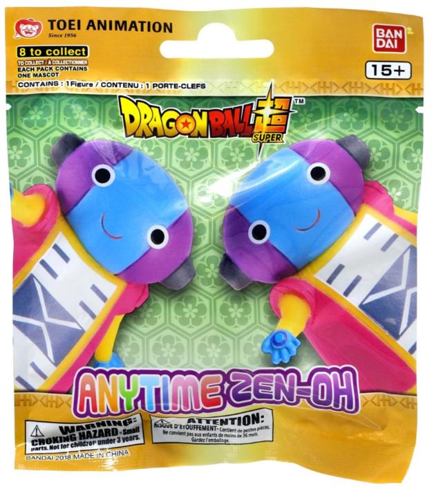 Dragon Ball: Super - Anytime Zen-Oh Figure (Blind Bag)